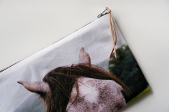 OBSERVANCE handmade pouch