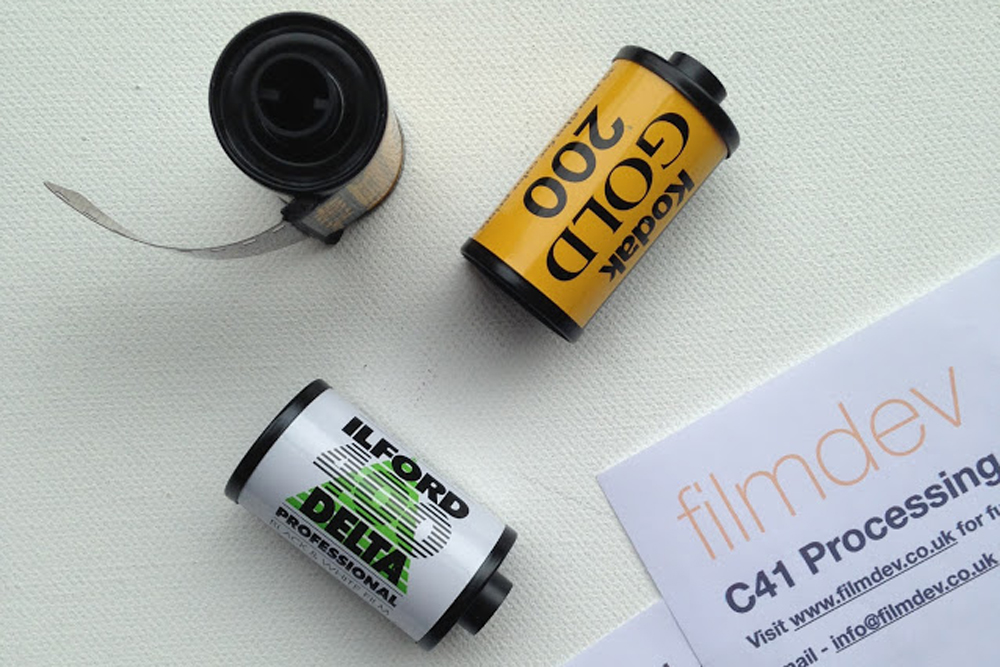 Patreon Supporters help me process film from my stash. Join in today!