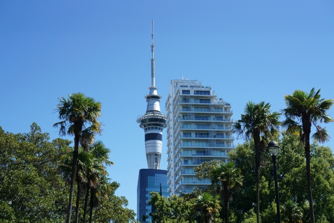 Constant Blues in Auckland City