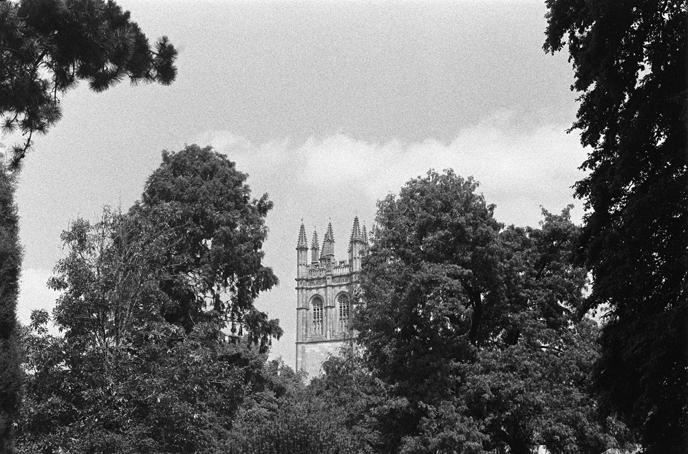 Oxford, 2013 on B&W 35mm film