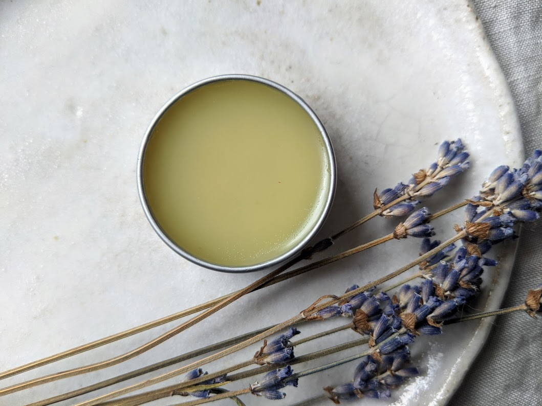Rest Balm with Lavender and Hops